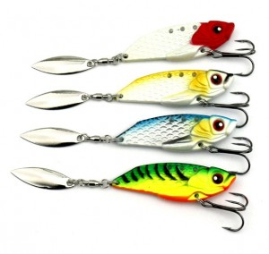 Metal Vibe fishing lure
